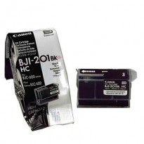 Консуматив Canon BJI-201 High Capacity Black Ink Cartridge за мастиленоструен принтер